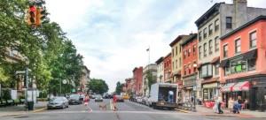 Hoboken's Washington Street.