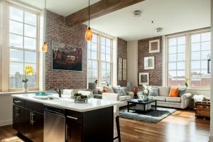 SilkLofts rental homes in Bayonne, N.J.